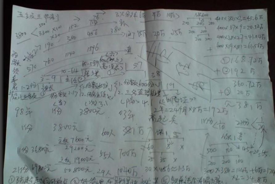 反传销中心网老师揭秘61份201800传销